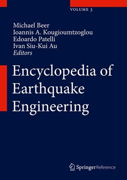 Abbildung von Beer / Kougioumtzoglou / Patelli / Au | Encyclopedia of Earthquake Engineering | 1st ed. 2015 | 2015