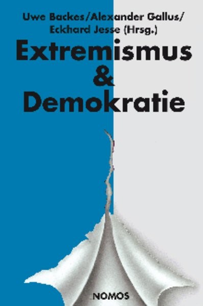 Jahrbuch Extremismus & Demokratie (E & D) | Backes / Gallus / Jesse (Hrsg.), 2012 | Buch (Cover)