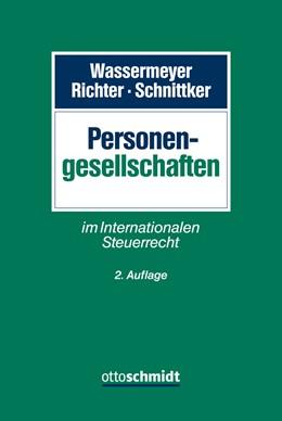 Abbildung von Wassermeyer / Richter | Personengesellschaften im Internationalen Steuerrecht | 2. Auflage | 2015 | beck-shop.de