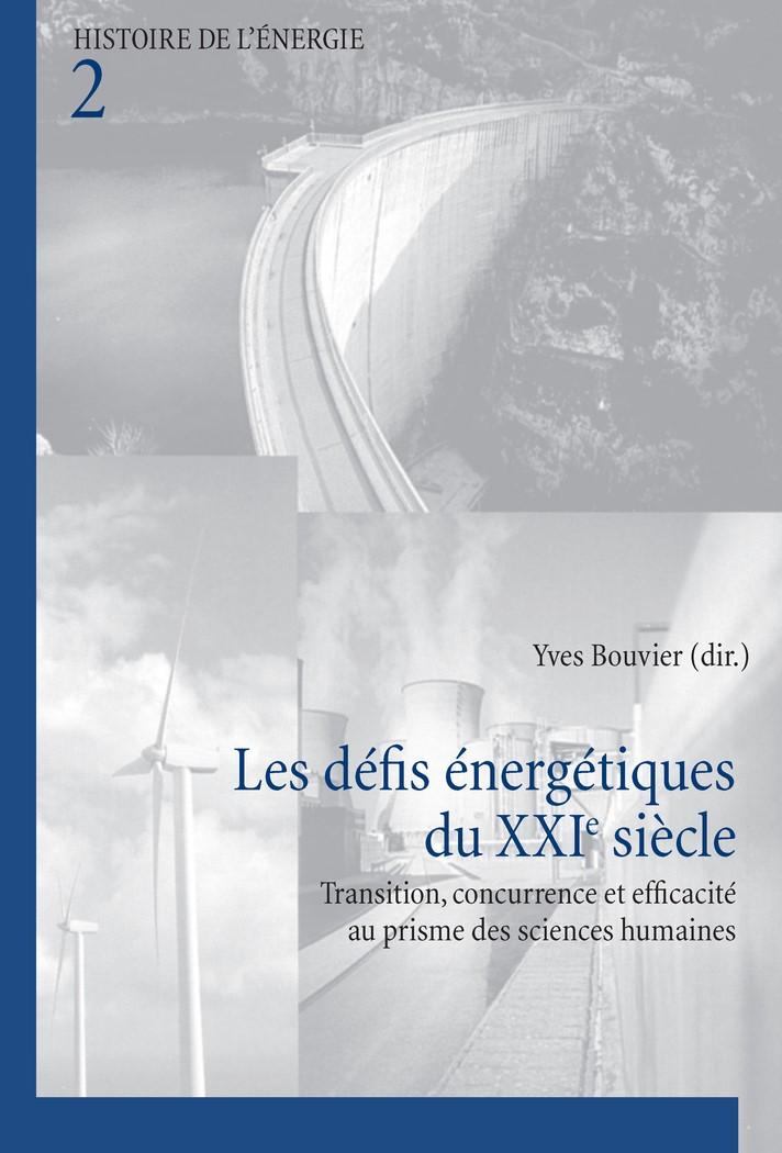Les défis énergétiques du XXIe siècle | Bouvier, 2012 | Buch (Cover)