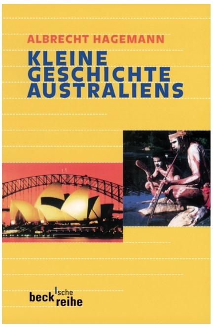Cover: Albrecht Hagemann, Kleine Geschichte Australiens