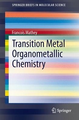 Abbildung von Mathey | Transition Metal Organometallic Chemistry | 2013