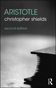 Aristotle | Shields, 2013 | Buch (Cover)