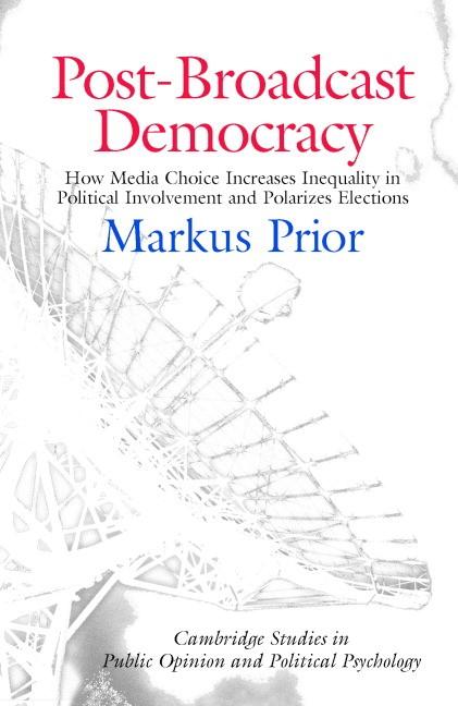 Abbildung von Prior   Post-Broadcast Democracy   2007