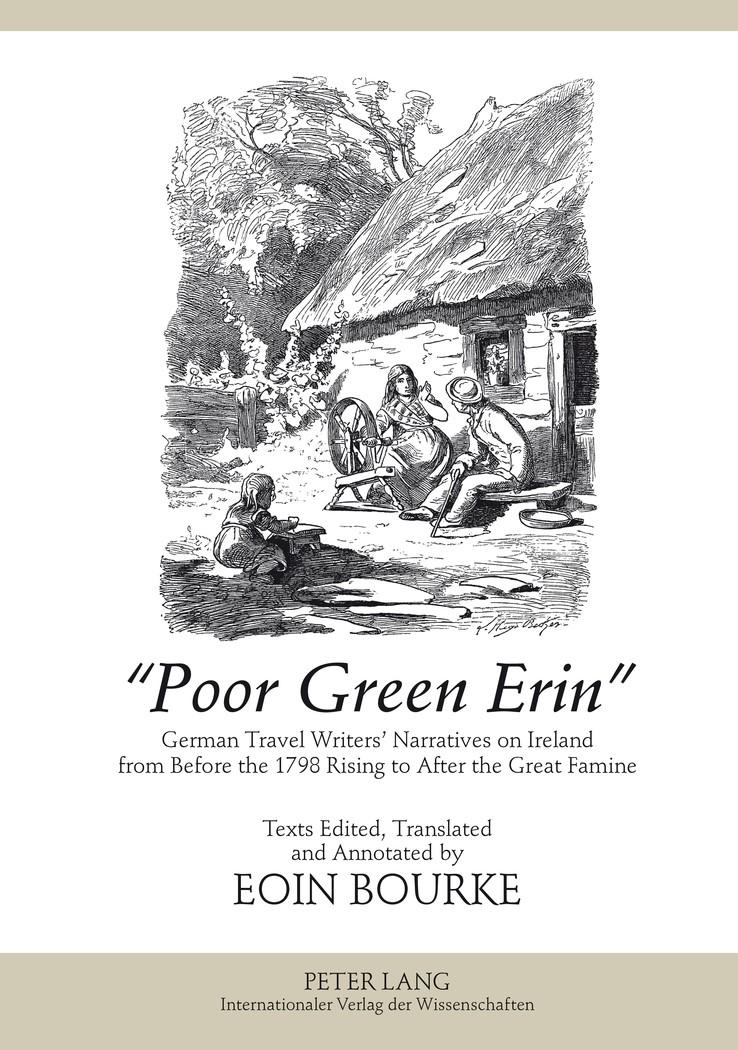 «Poor Green Erin»   Bourke, 2012   Buch (Cover)