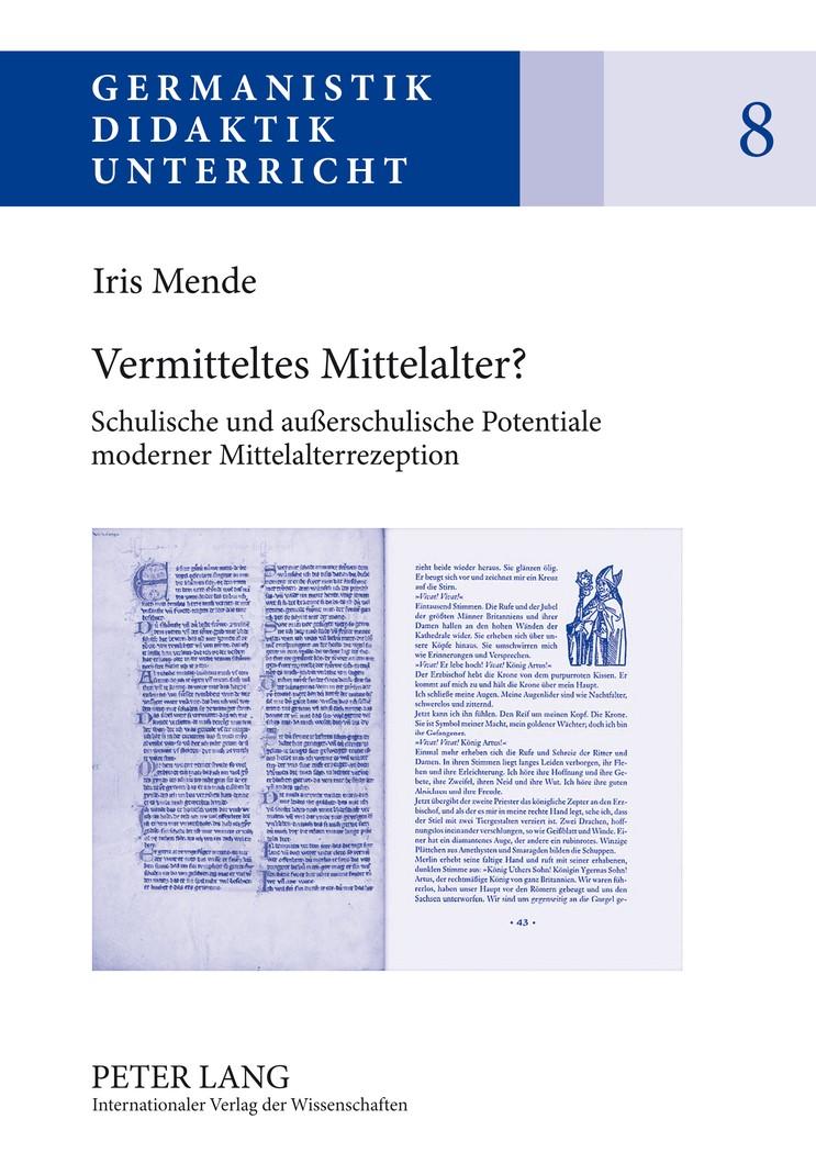 Abbildung von Mende | Vermitteltes Mittelalter? | 2012