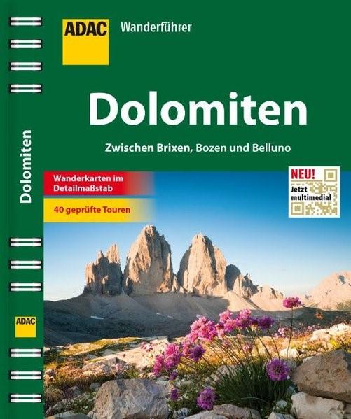 ADAC Wanderführer Dolomiten, 2013 | Buch (Cover)