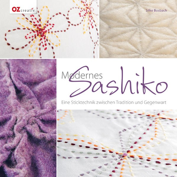 Modernes Sashiko | Bosbach, 2013 | Buch (Cover)