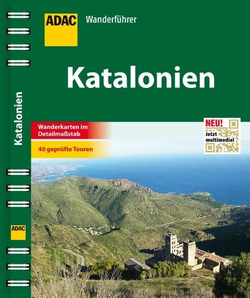 ADAC Wanderführer Katalonien, 2013   Buch (Cover)