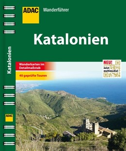 Abbildung von ADAC Wanderführer Katalonien | 2013 | Vielha Barcelona Olot Tarragon...
