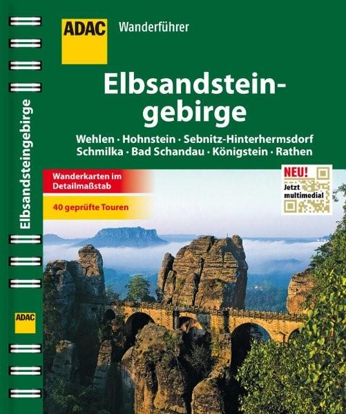 Abbildung von ADAC Wanderführer Elbsandsteingebirge | 2013