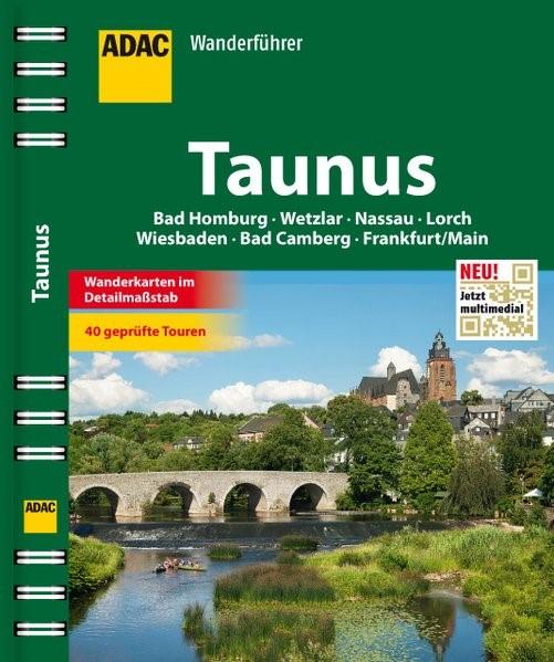 ADAC Wanderführer Taunus, 2013 | Buch (Cover)
