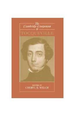 Abbildung von Welch   The Cambridge Companion to Tocqueville   2006