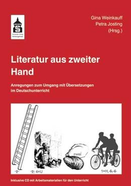 Abbildung von Weinkauff / Josting   Literatur aus zweiter Hand   1. Auflage   2013   beck-shop.de