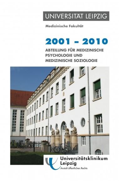 2001–2010: Abteilung für Medizinische Psychologie und Medizinische Soziologie | Brähler / Hinz, 2011 | Buch (Cover)