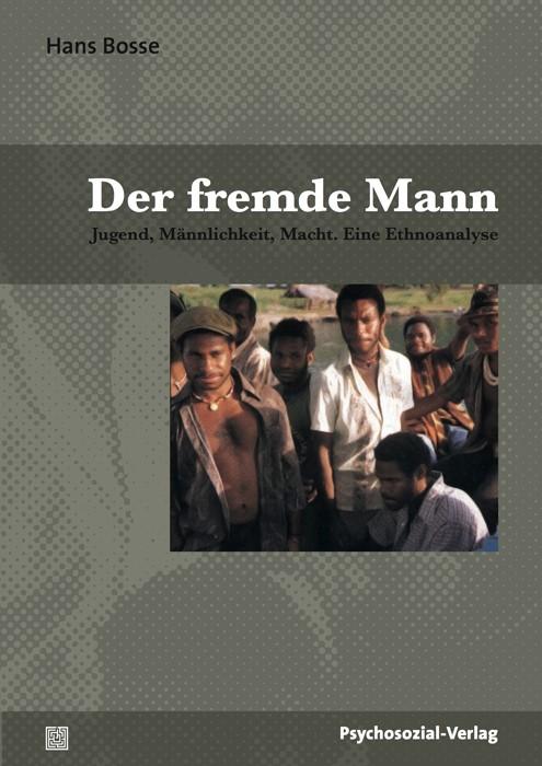 Der fremde Mann   Bosse, 2010   Buch (Cover)