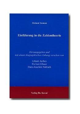 Abbildung von Anthes / Glaser / Vollrath   Einführung in die Zahlentheorie   2002   69