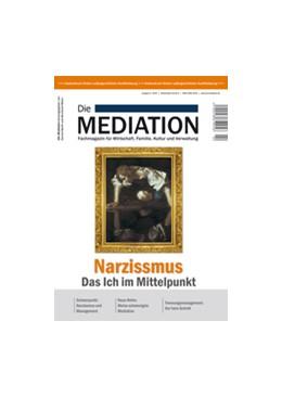 Abbildung von Die Mediation | 2020 | Fachmagazin für Wirtschaft, Fa...