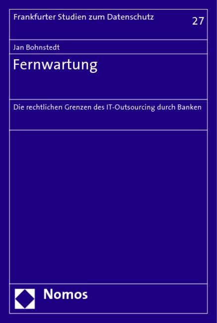 Abbildung von Bohnstedt | Fernwartung | 2005