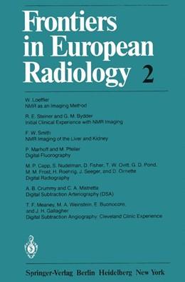 Abbildung von Frontiers in European Radiology | 2012 | 2