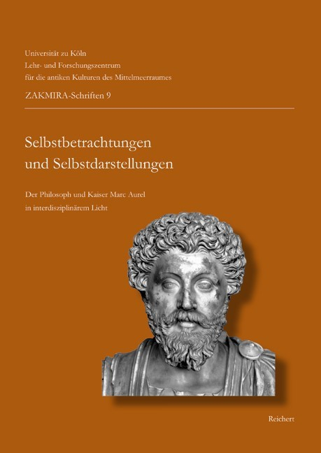 »Selbstbetrachtungen« und Selbstdarstellungen – »Meditations« and Representations | Ackeren / Opsomer, 2012 | Buch (Cover)