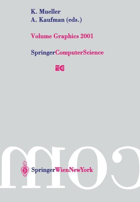 Volume Graphics 2001 | Mueller / Kaufman, 2001 | Buch (Cover)