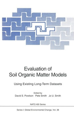 Abbildung von Powlson / Smith | Evaluation of Soil Organic Matter Models | 2011 | Using Existing Long-Term Datas... | 38