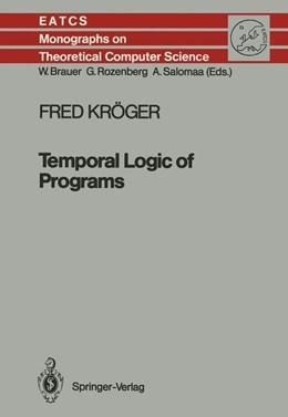 Abbildung von Kröger | Temporal Logic of Programs | 2011 | 8