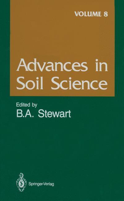 Abbildung von Advances in Soil Science | 2011