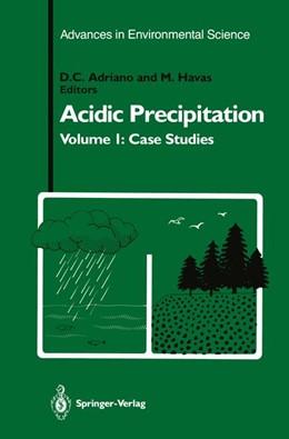 Abbildung von Adriano / Havas   Acidic Precipitation   2012   Case Studies