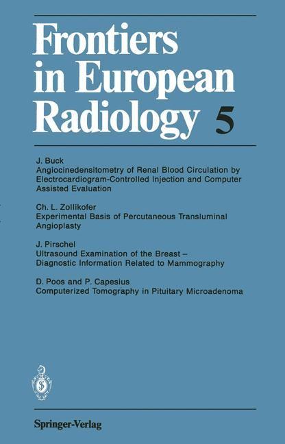 Abbildung von Frontiers in European Radiology | 2011