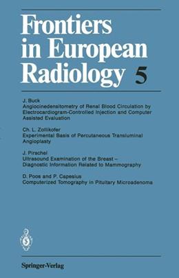 Abbildung von Frontiers in European Radiology | 2011 | 5