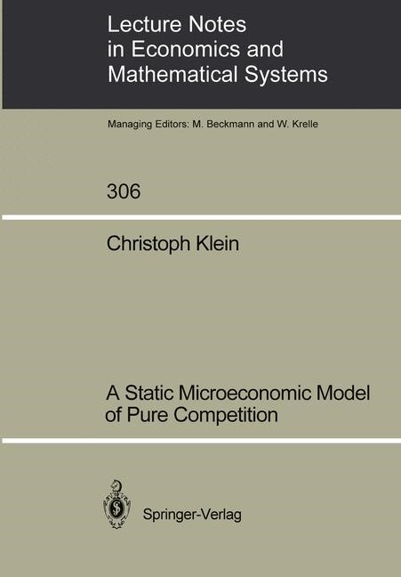 Produktabbildung für 978-3-540-19358-6