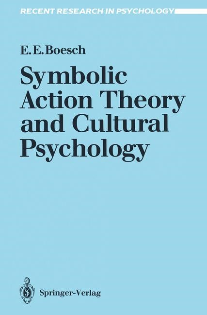 Abbildung von Boesch | Symbolic Action Theory and Cultural Psychology | 1991