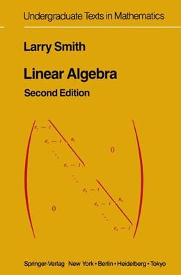 Abbildung von Smith | Linear Algebra | 2012