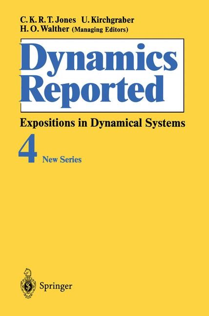 Dynamics Reported, 2011   Buch (Cover)