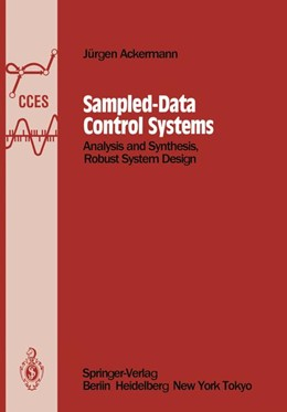 Abbildung von Ackermann | Sampled-Data Control Systems | 2012 | Analysis and Synthesis, Robust...