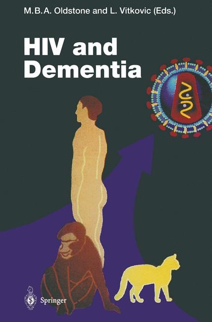 HIV and Dementia | Oldstone / Vitkovic, 2011 | Buch (Cover)