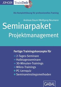 Abbildung von Daum / Neumann | Seminarpaket Projektmanagement (CD-ROM) | 2013 | Seminarpaket als CD-ROM mit Wo...