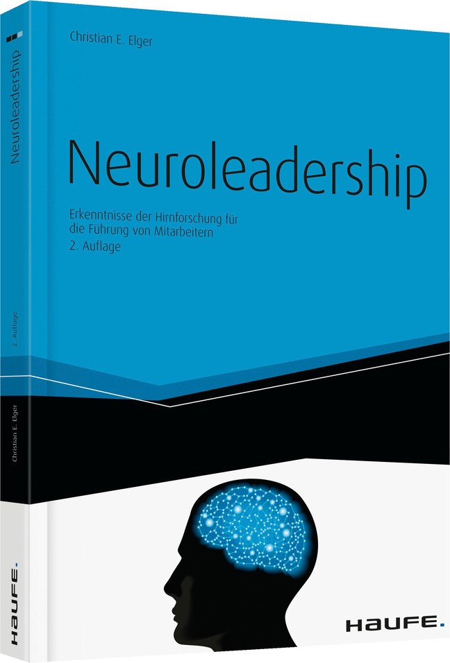 Neuroleadership | Elger | 2. Auflage, 2013 | Buch (Cover)