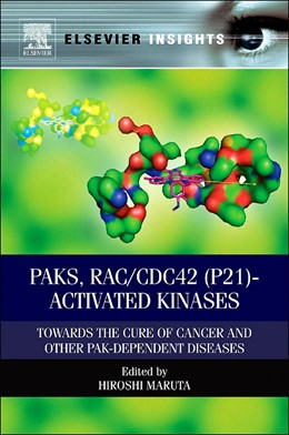 Abbildung von Maruta | PAKs, RAC/CDC42 (p21)-activated Kinases | 2013 | Towards the Cure of Cancer and...