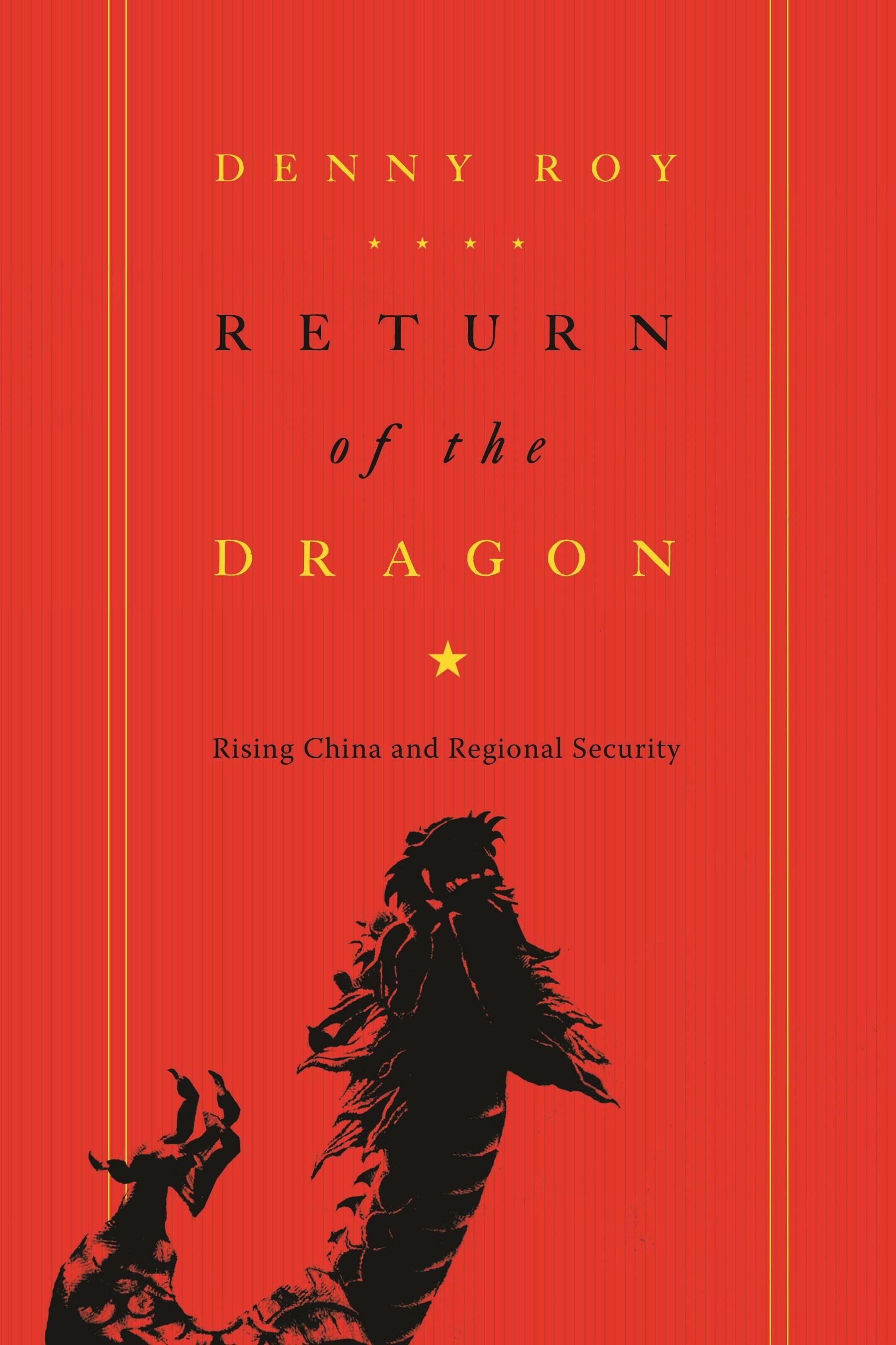 Abbildung von Roy | Return of the Dragon | 2013