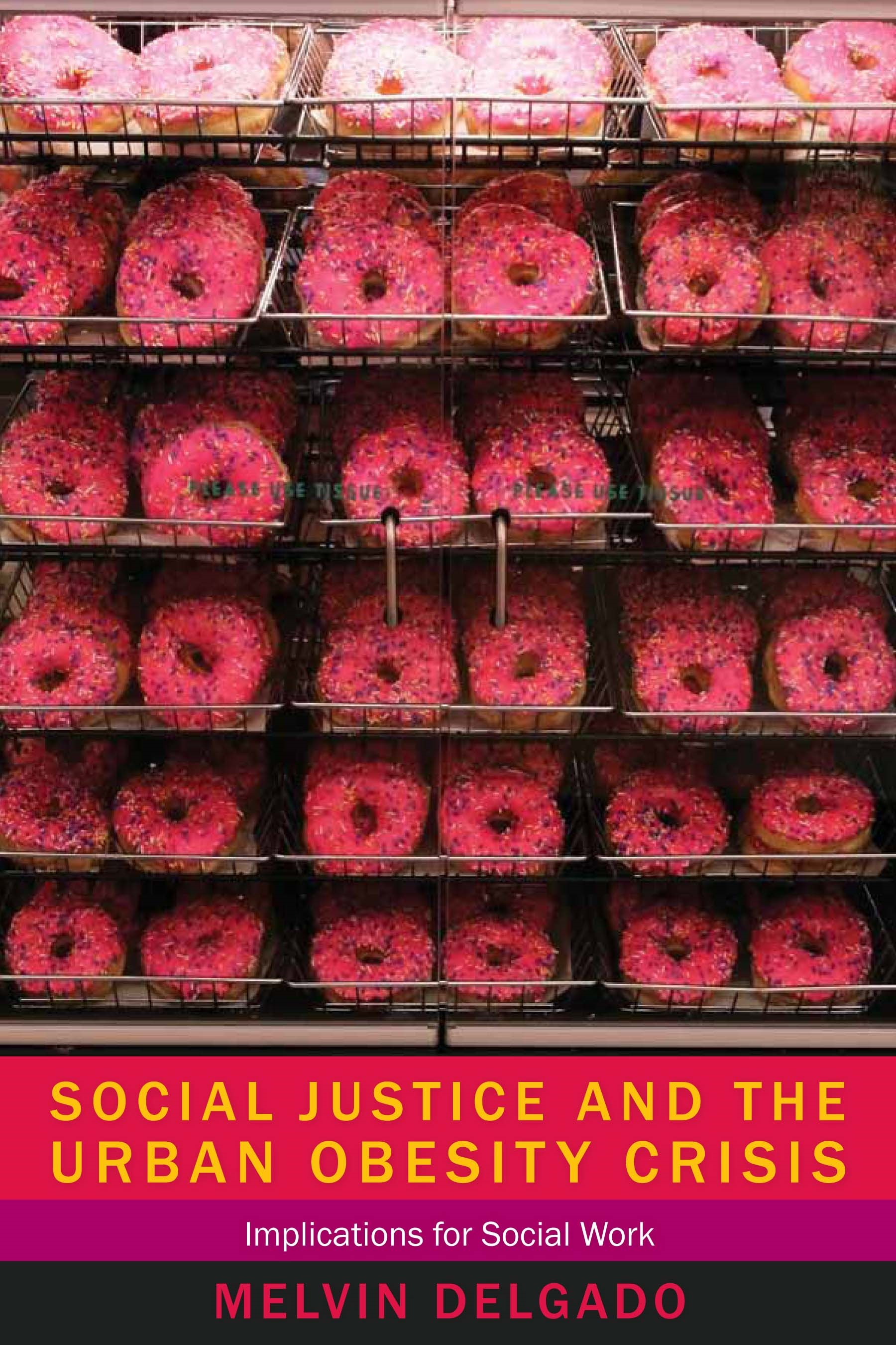 Abbildung von Delgado | Social Justice and the Urban Obesity Crisis | 2013
