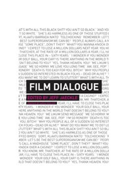 Abbildung von Jaeckle | Film Dialogue | 2013