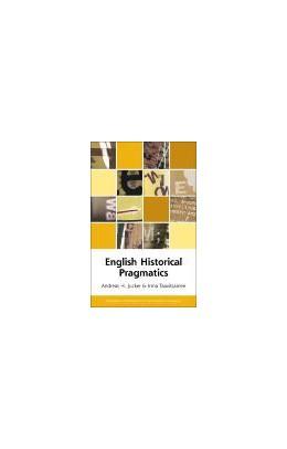 Abbildung von Jucker / Taavitsainen   English Historical Pragmatics   2013