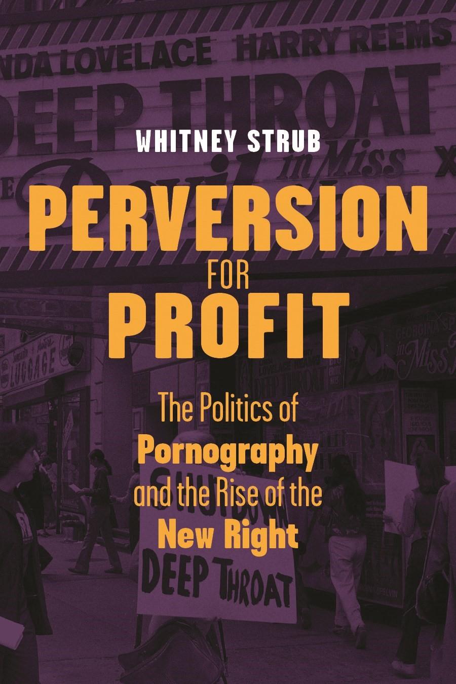 Abbildung von Strub | Perversion for Profit | 2013