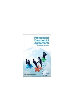Abbildung von Meiselles | International Commercial Agreements | 2013 | An Edinburgh Law Guide