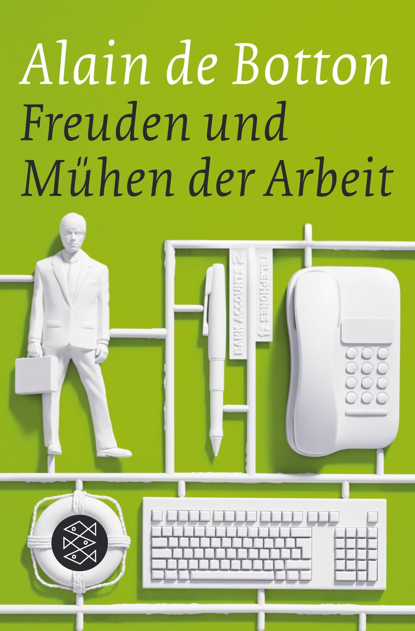 Freuden und Mühen der Arbeit | Botton | 1. Auflage, 2014 | Buch (Cover)