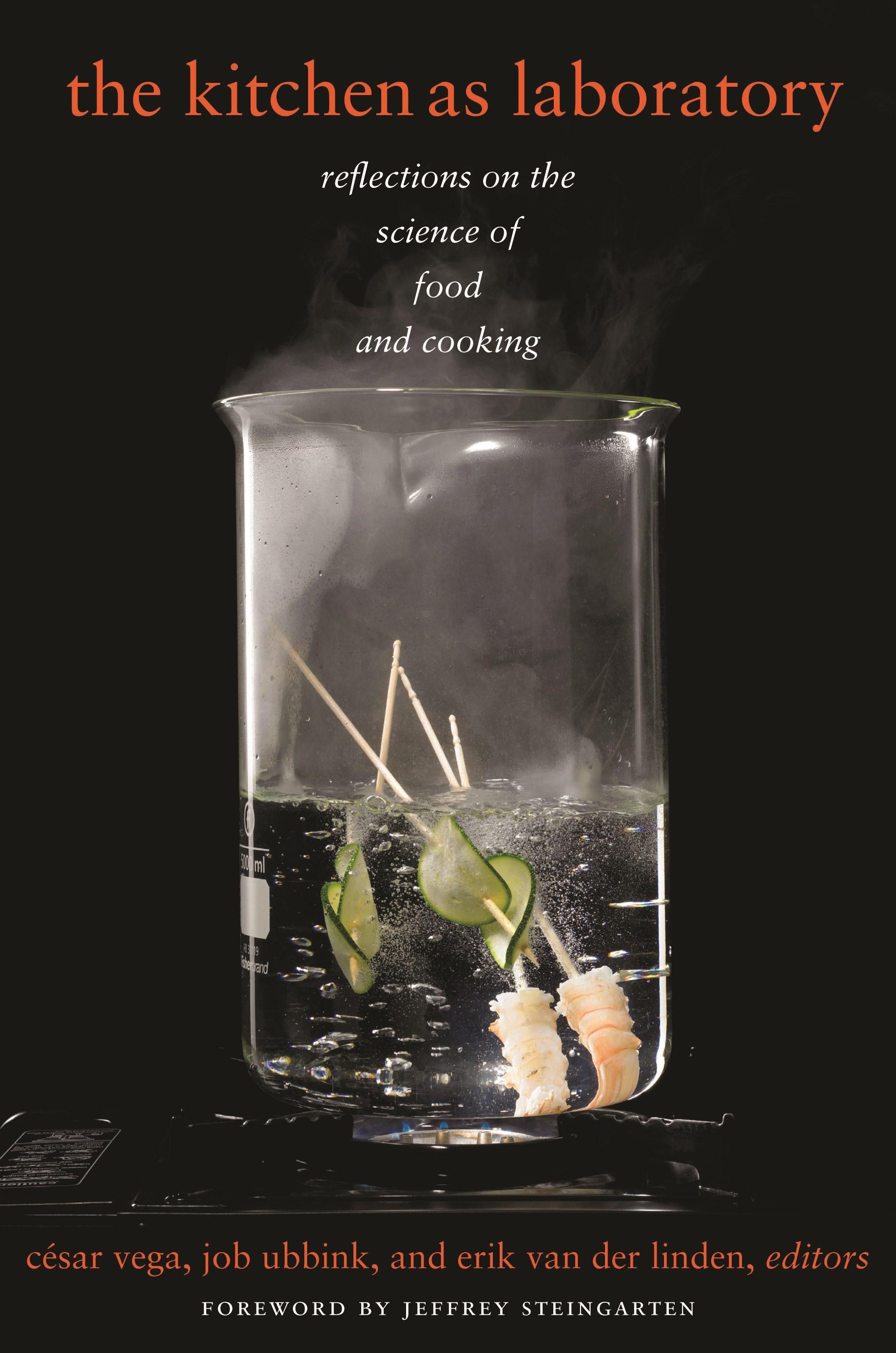 Abbildung von Vega / Ubbink / van der Linden | The Kitchen as Laboratory | 2013