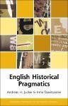 Abbildung von Jucker / Taavitsainen | English Historical Pragmatics | 2013